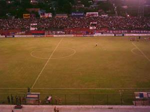 Estádio Lotado - Foto: Valter Bittencourt